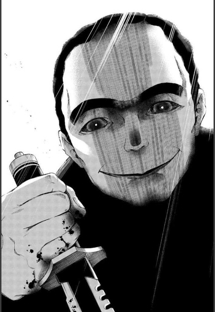 「this man その顔を見たものには死を」4